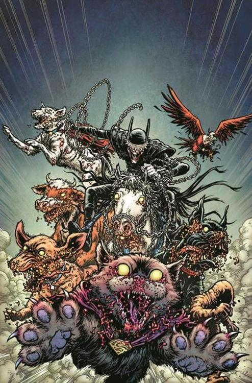 Dark Nights Death Metal The Multiverse Who Laughs TPB