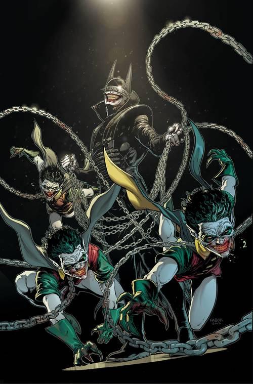 Dc comics dark nights metal the nightmare batmen hardcover 20171231
