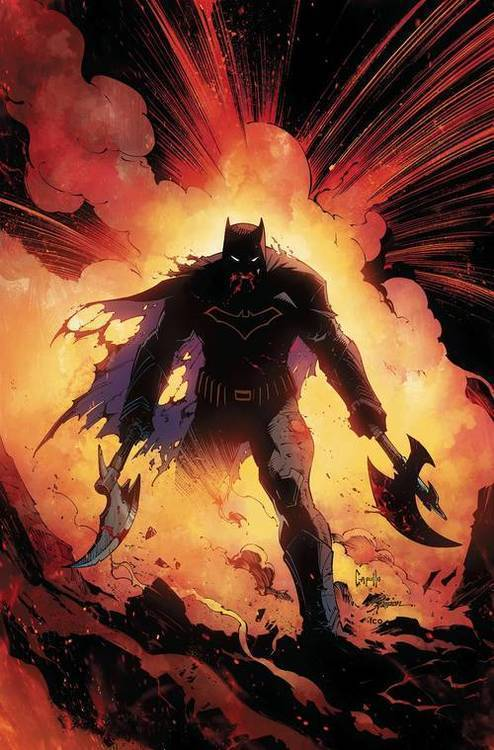 Dark Nights Metal TPB