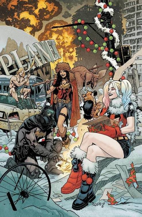 DC Holiday Knightmares TPB