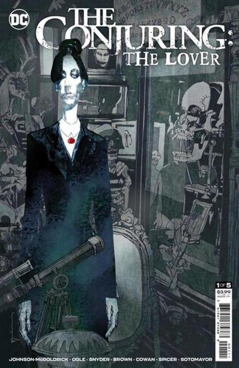 Dc comics dc horror presents the conjuring the lover mature 20210502