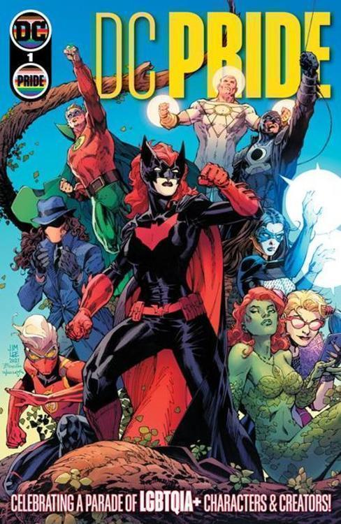 Dc comics dc pride one shot 20210325