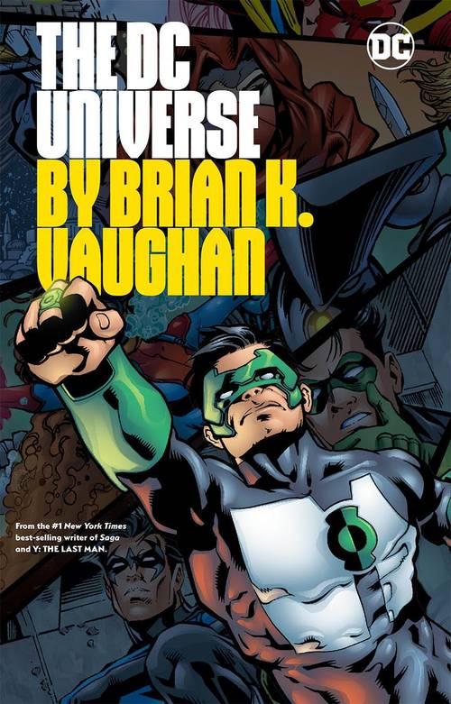 Dc comics dc universe by brian k vaughan tpb 20171231