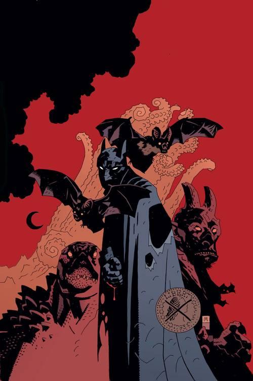 Dc comics dc universe by mike mignola tpb 20180329