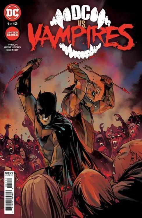 Dc comics dc vs vampires 20210728