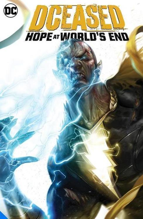 Dc comics dceased hope at worlds end hardcover 20210224