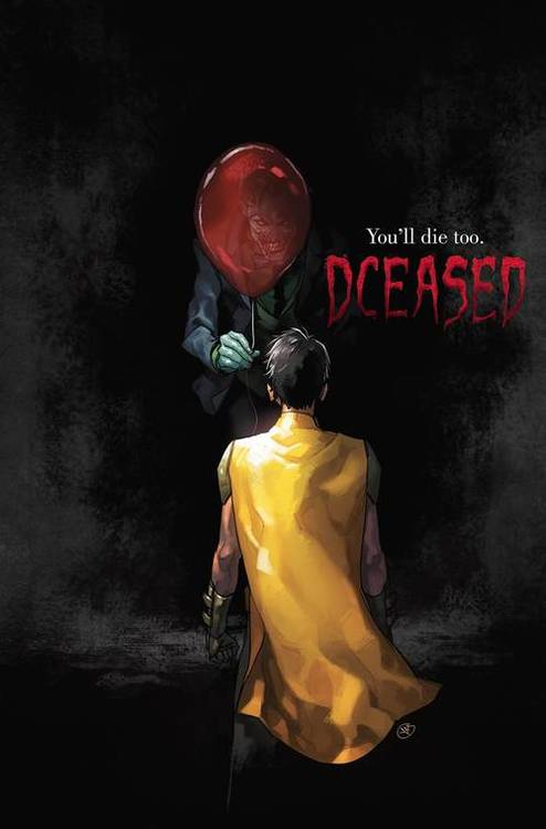 Dc comics dceased horror variant 20190405 docking bay 94