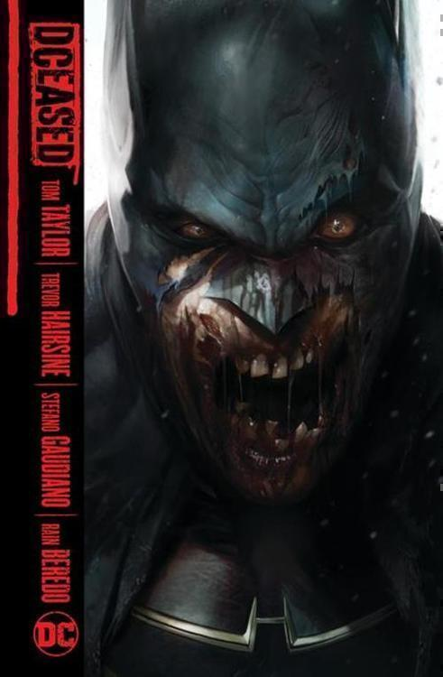 Dc comics dceased tpb 20201125