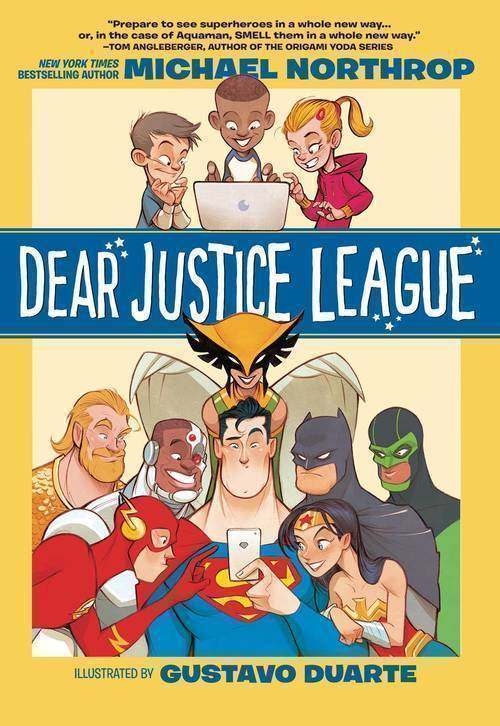 Dc comics dear justice league tpb 20190225