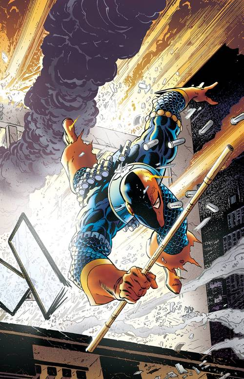 Dc comics deathstroke the terminator tpb vol 04 crash or burn 20180203