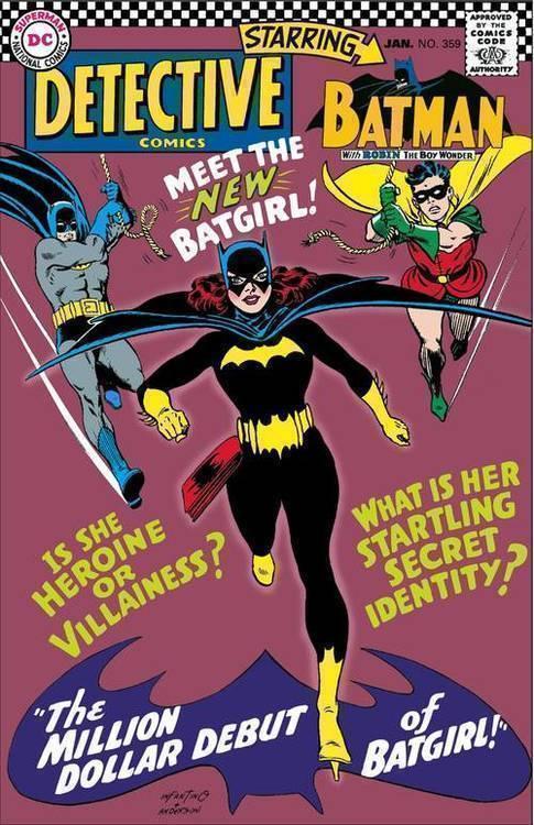 Dc comics detective comics 359 facsimile edition 20191031