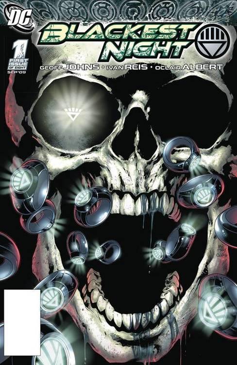 Dc comics dollar comics blackest night 1 20190829 docking bay 94