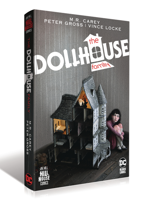 Dc comics dollhouse family hardcover mature 20200627