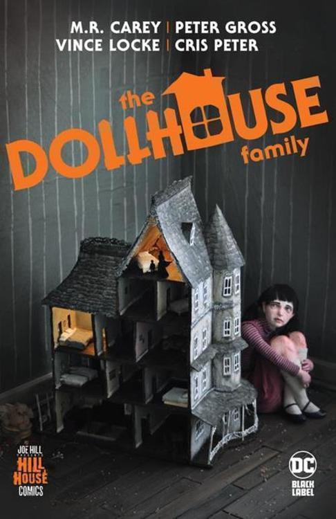 Dc comics dollhouse family tpb mature 20210528