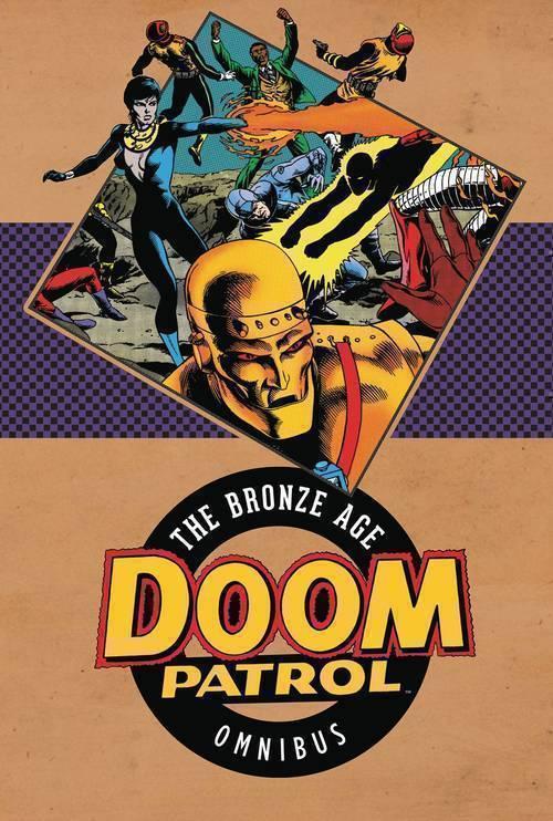 Dc comics doom patrol the bronze age omnibus hardcover 20190327
