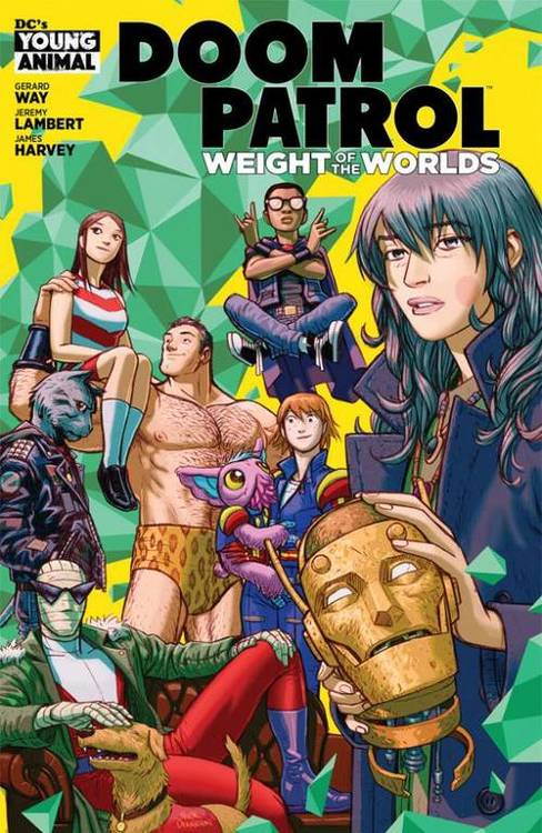 Dc comics doom patrol the weight of the worlds 20190624 example shop