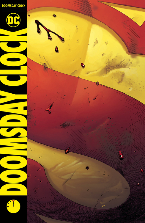 Dc comics doomsday clock the complete collection tpb 20200627