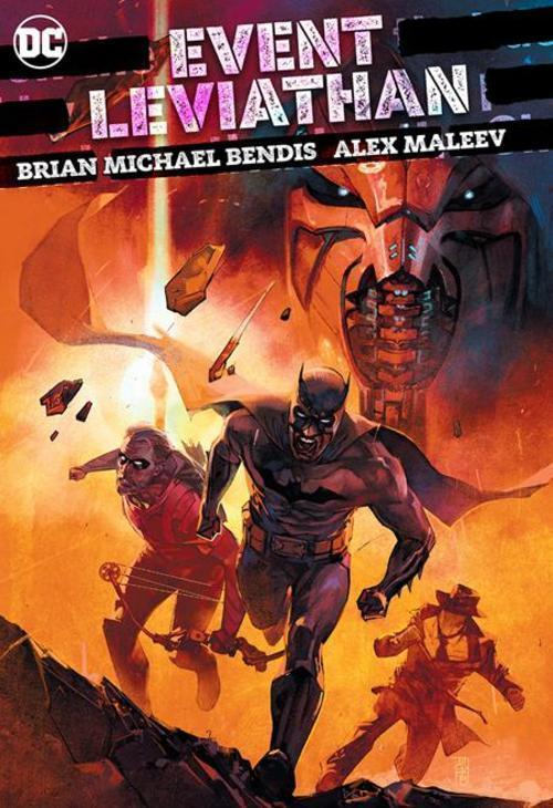 Dc comics event leviathan tpb 20210101