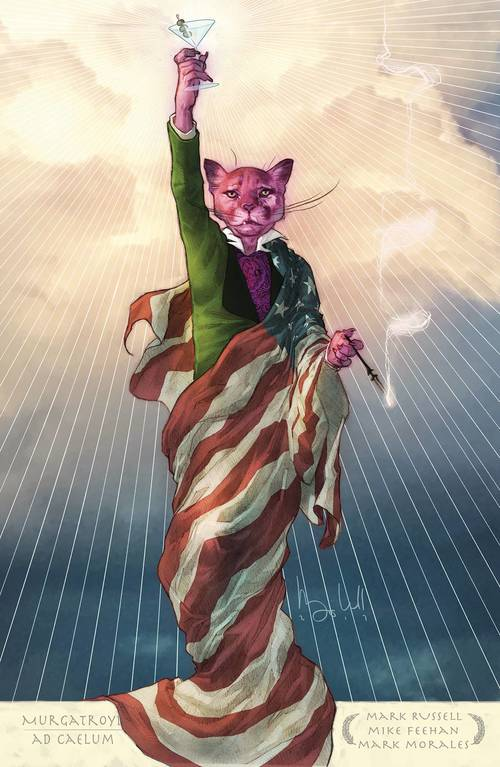 Dc comics exit stage left the snagglepuss chronicles tpb 20180430