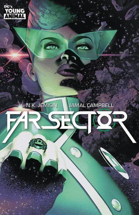 Dc comics far sector 20190828