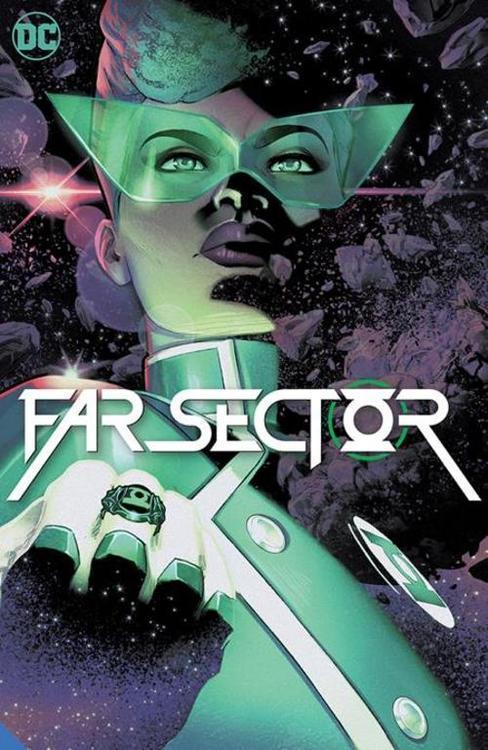 Dc comics far sector tpb 20210630