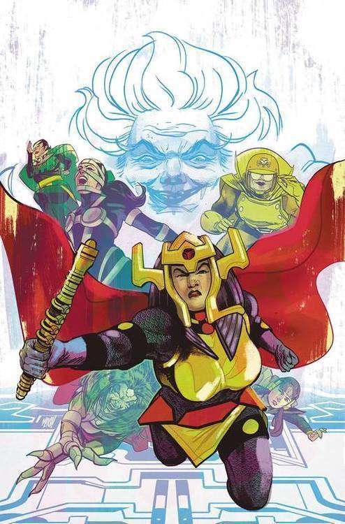 Dc comics female furies 20181130