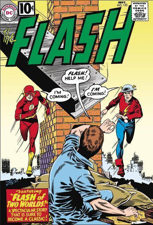 Dc comics flash 123 facsimile edition 20191127