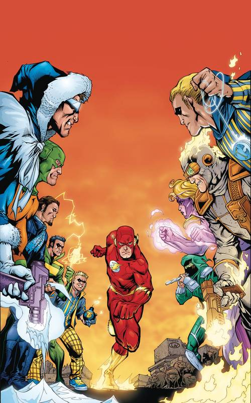 Dc comics flash by geoff johns tpb book 05 20180329