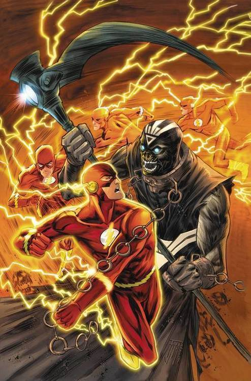 Dc comics flash by geoff johns tpb book 06 20190424