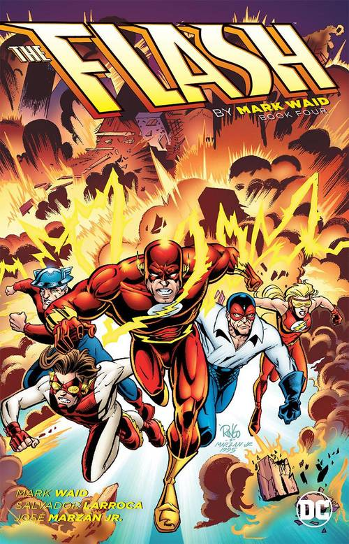 Dc comics flash by mark waid tpb book 04 20171231