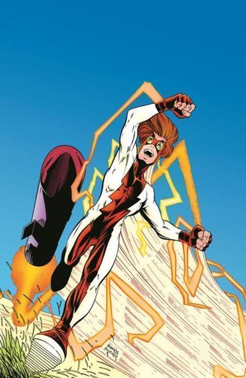 Dc comics flash impulse runs in the family tpb 20210126