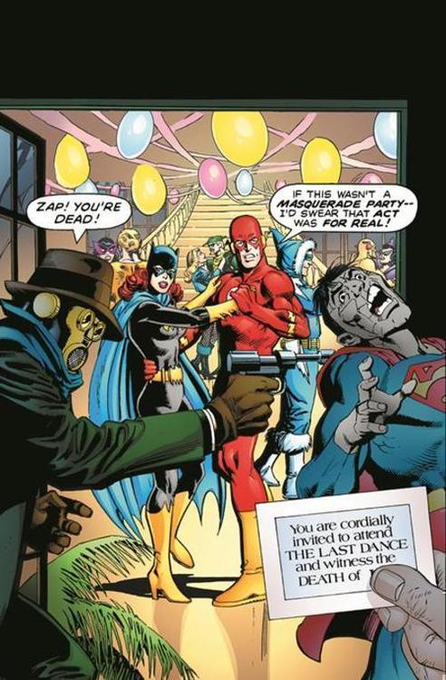 Dc comics flash the death of iris west hardcover 20210126