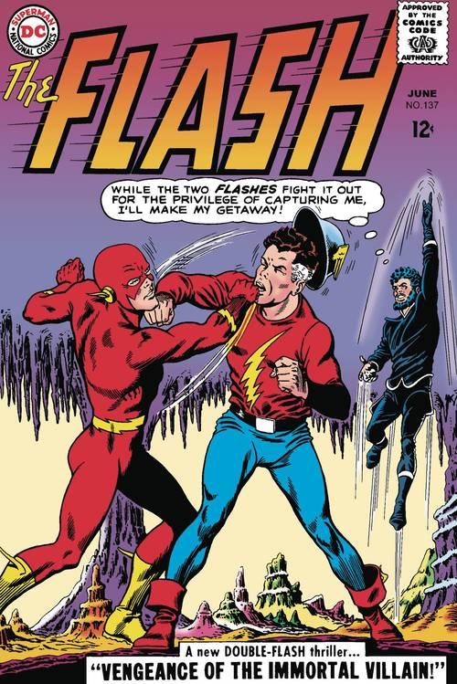 Dc comics flash the silver age omnibus hardcover vol 03 20171231