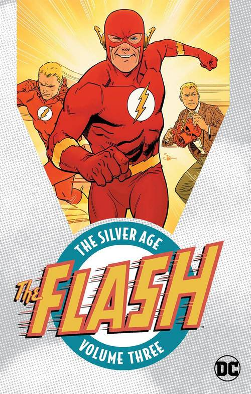 Dc comics flash the silver age tpb vol 03 20171231