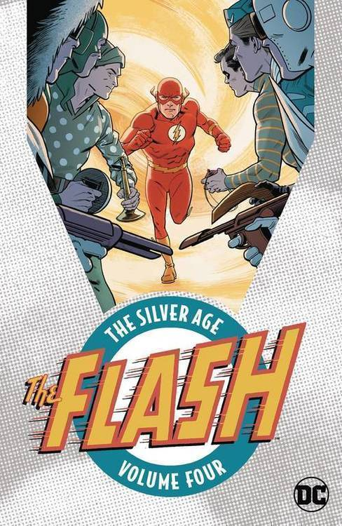 Dc comics flash the silver age tpb vol 04 20181130