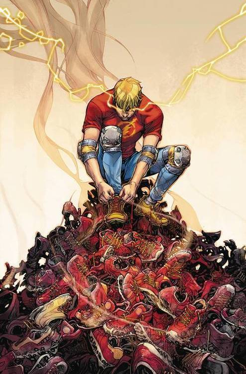 Flash Year One Hardcover