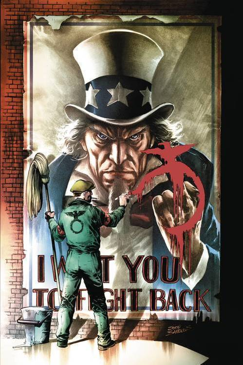 Dc comics freedom fighters rise of a nation tpb 20191227