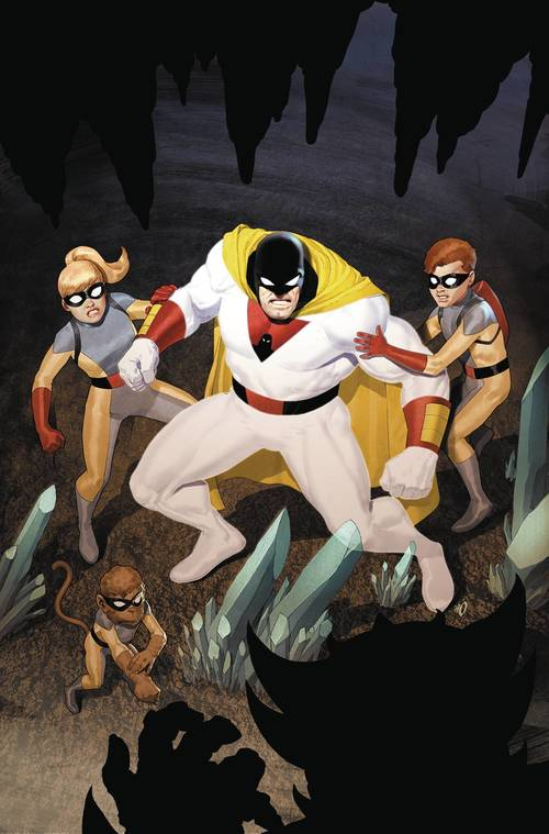 Dc comics future quest presents tpb vol 01 20171231