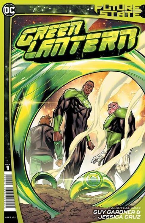 Dc comics future state green lantern 20201028