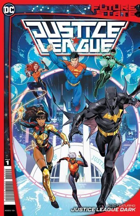 Dc comics future state justice league 20201028
