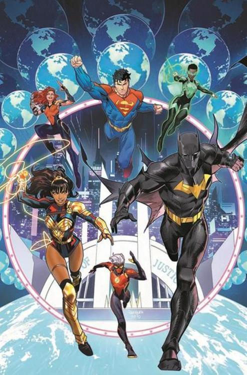 Future State Justice League TPB