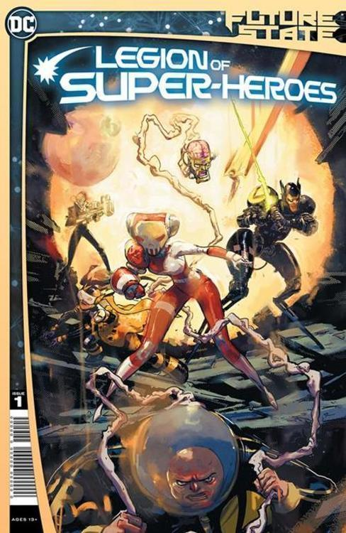 Dc comics future state legion of super heroes 20201028