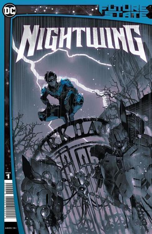 Dc comics future state nightwing 20201028