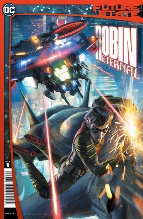 Dc comics future state robin eternal 20201028