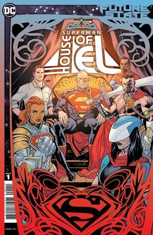 Dc comics future state superman house of el 1 one shot 20201125