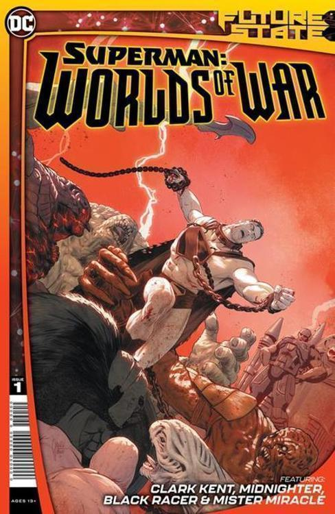 Dc comics future state superman worlds of war 20201028