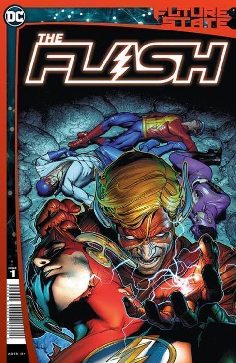 Dc comics future state the flash 20201028