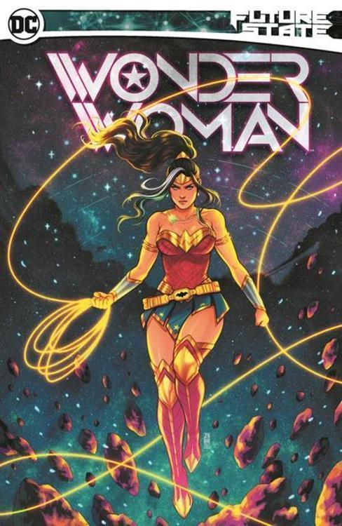 Future State Wonder Woman TPB