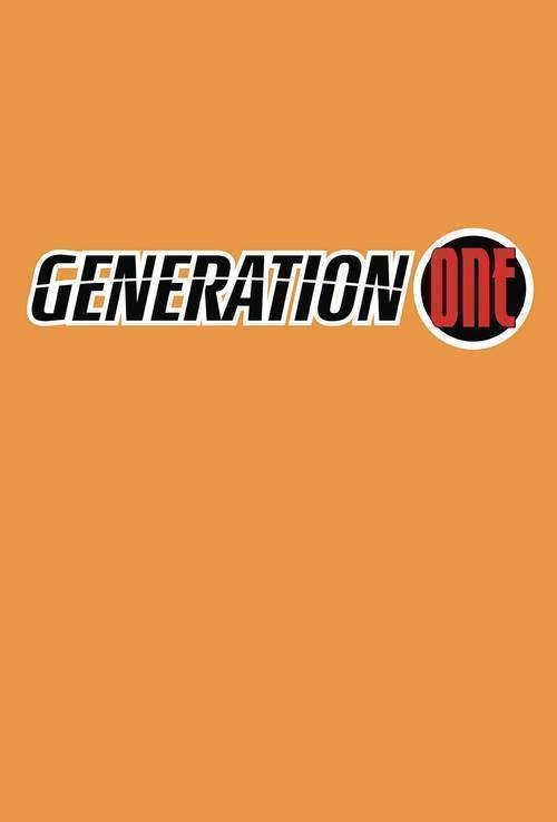 Dc comics generation one 20200225