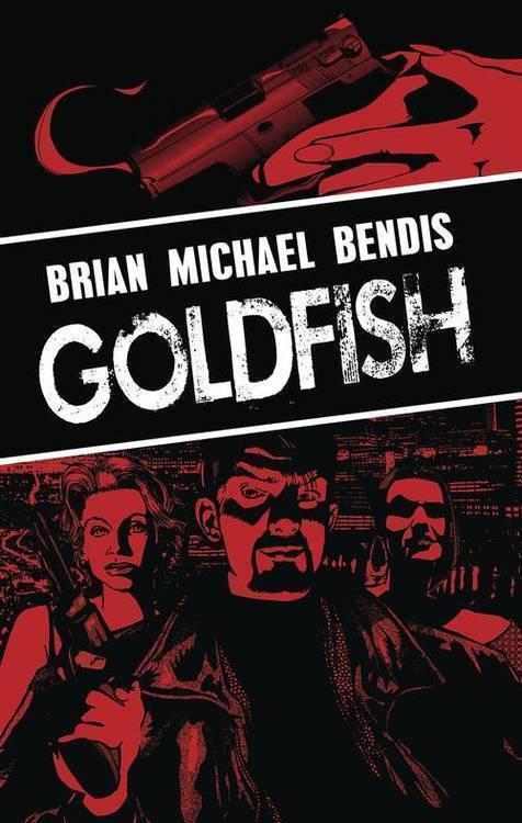 Dc comics goldfish tpb mature 20180830
